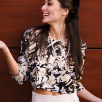 Style Me Vintage: Urban Outfitters Musical Photo Shoot with Julia Price