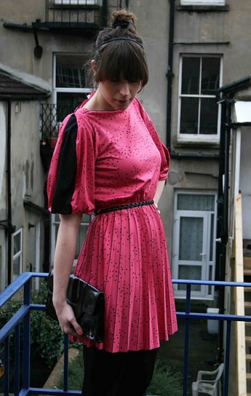 how to wear women's vintage fashion
