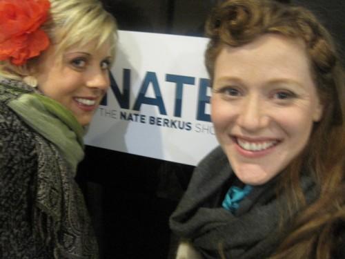 sammy davis and robin wallace on the nate berkus show