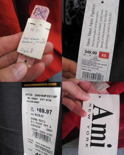 Thrift Store Advice: Vintage & '90s Thrift Clothing & Tags