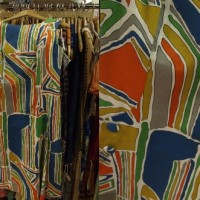 60s vintage mod shift dress