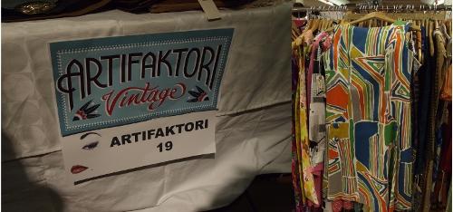 artifaktori vintage at the manhattan vintage show