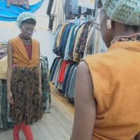 How to Wear Vintage for Fashion Week: Styling Session with Creative Cookie