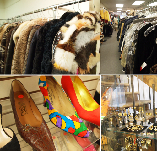 womens consignment fashion at encore consignment in new york city