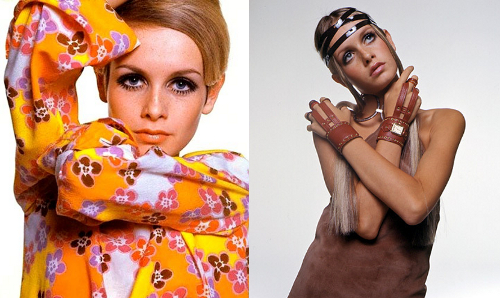 twiggy 70s fashion icon