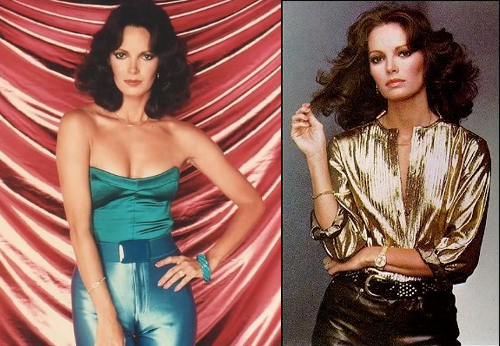 jaclyn smith charlies angels 1970s icon