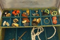 Vintage Costume Jewelry from My Grandmother's Collection