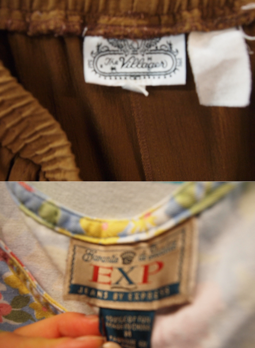 how to tell its vintage fashion