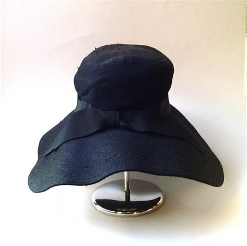 vintage floppy hat