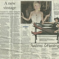 lancaster sunday news article