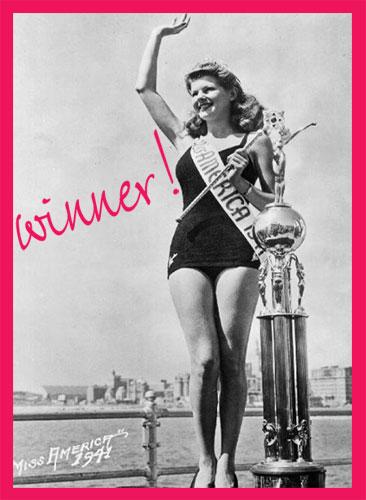 vintage giveaway winner picture