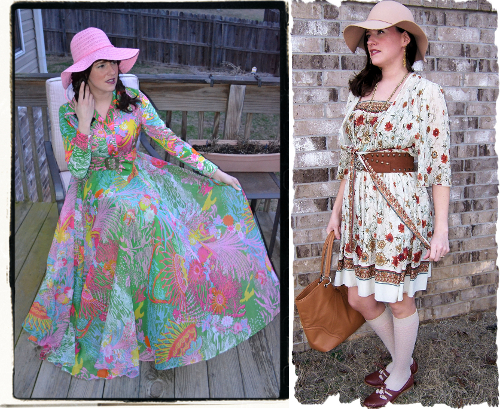 womens vintage outfits
