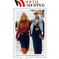 vogue magazine 1970s fashion outfit
