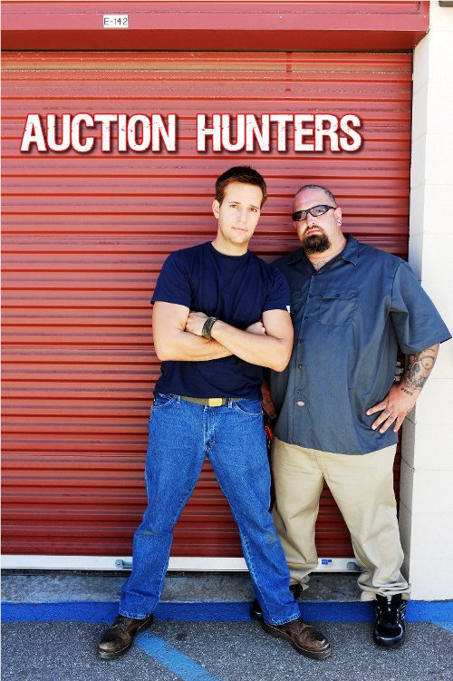 hardcore thrifters auction hunters tv show