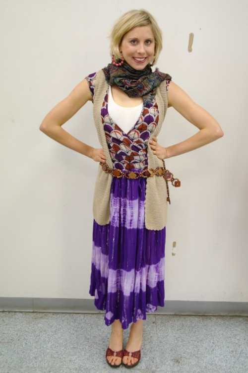 gypsy runway fashion