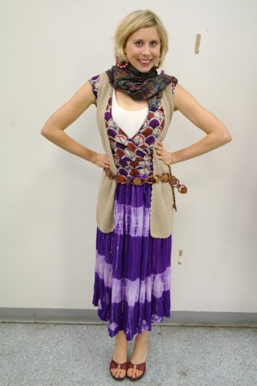 gypsy runway fashion