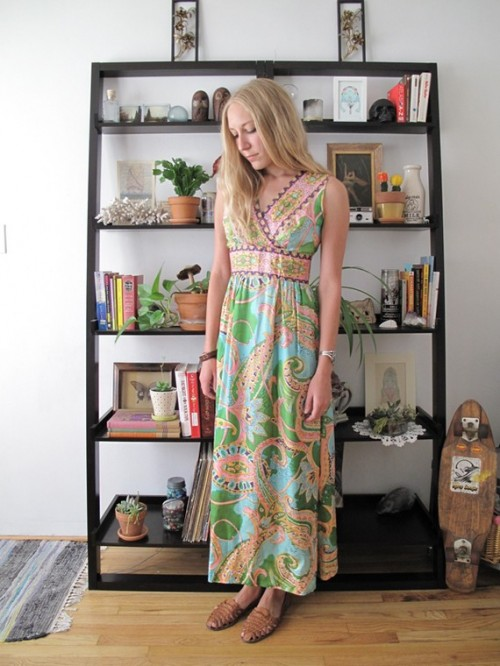 womens vintage dress