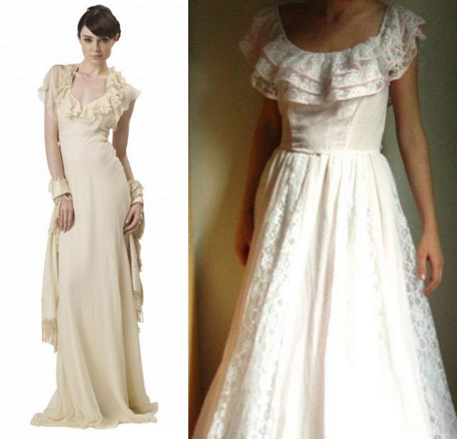 kate middleton sophie cranston vintage wedding dress