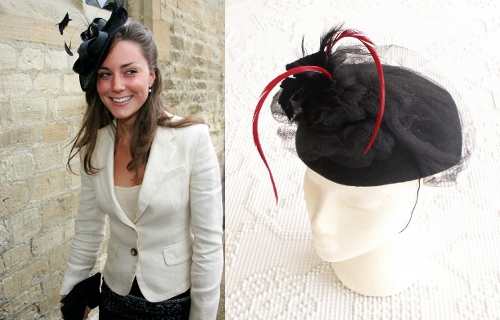 kate middleton style vintage hats