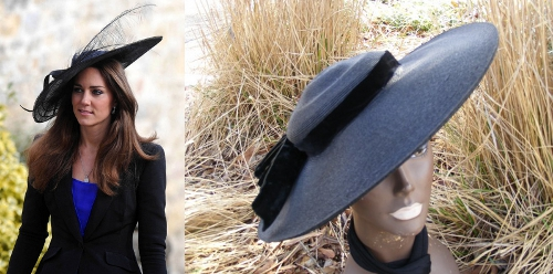 How to Wear 11 Vintage Hats Like Kate Middleton