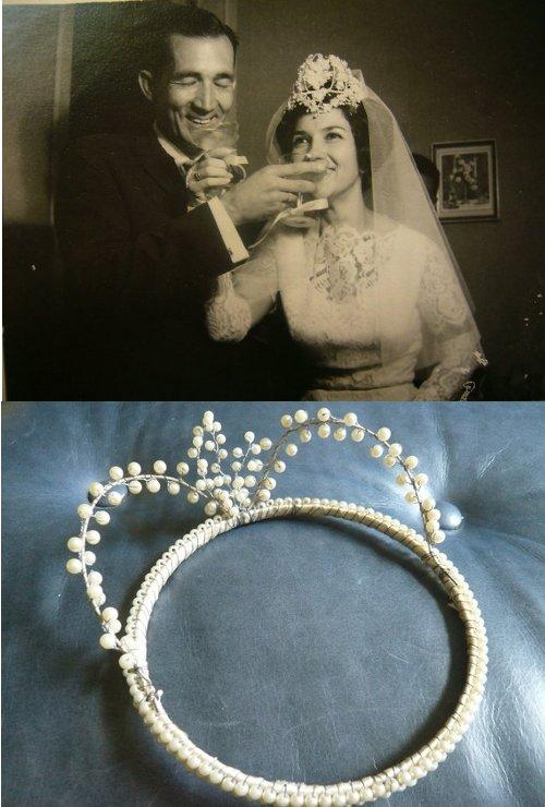 10 Modern Ways to Wear Vintage Bridal Veils