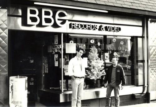 BBC record store lancaster pa