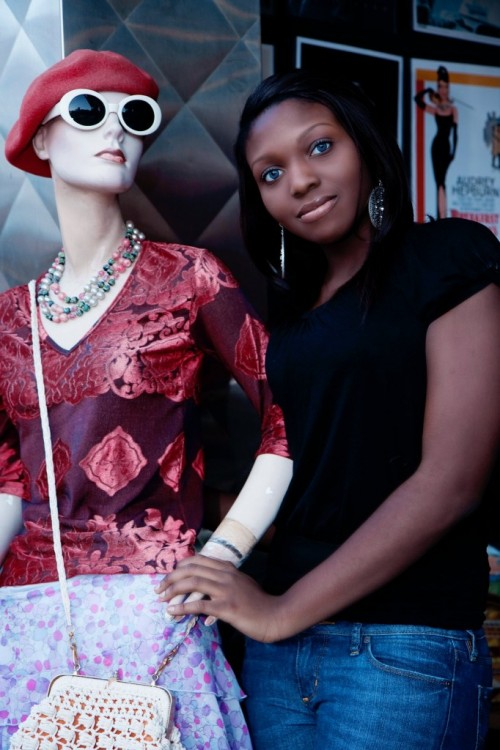 vintage store zap and co lancaster pa hilda mannequin