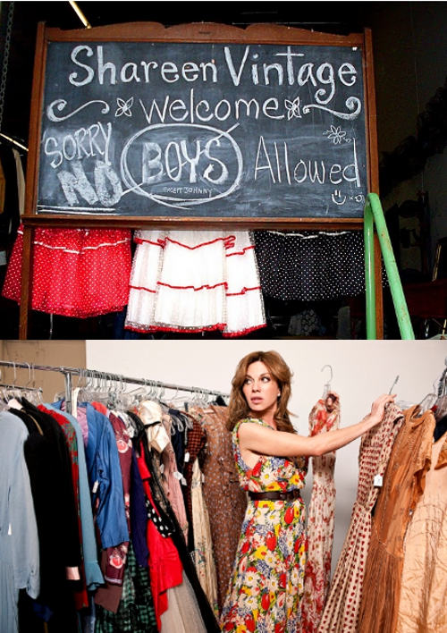 vintage stores new york
