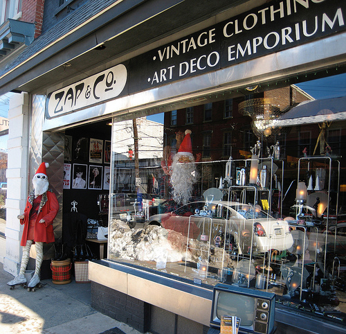 vintage store zap and co lancaster pa