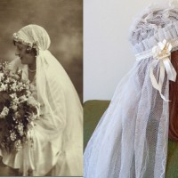 10 Modern Ways to Wear Vintage Bridal Veils