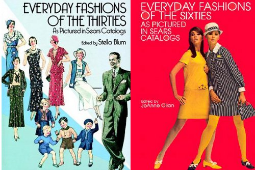 everyday fashion series sears vintage resource