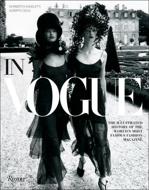 in vogue american vintage history book