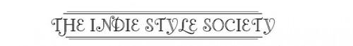 indie style society vintage logo