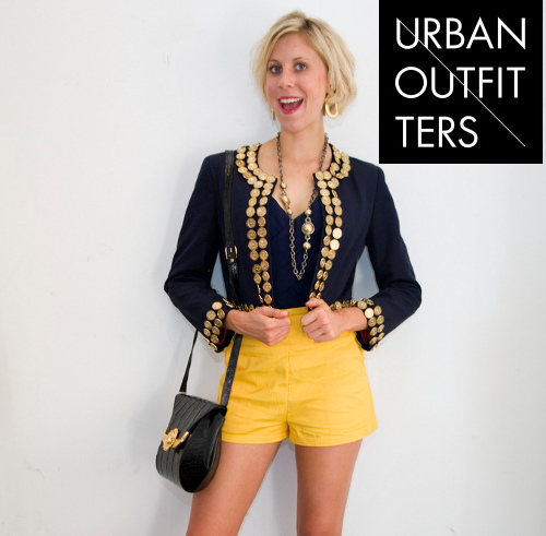 Styling Vintage with Modern (Urban Outfitters)
