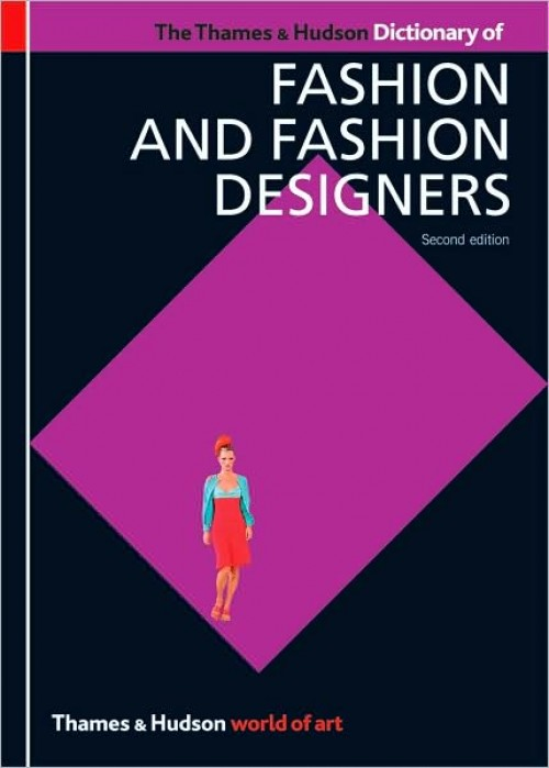 thames hudson dictionary of fashion designers book