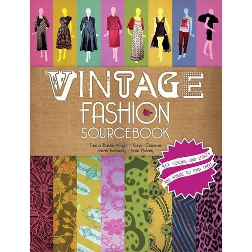 vintage fashion sourcebook resource