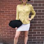 Styling Vintage with Modern (American Apparel)