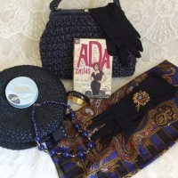 womens vintage fashion prize pack