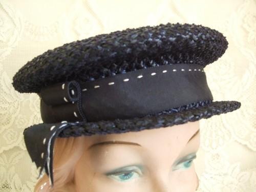 womens vintage fashion hat
