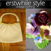 Gratefulness Giveaway: Win a Vintage '70s Handbag & '50s Broach!