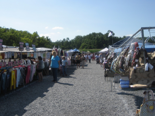 green dragon flea market