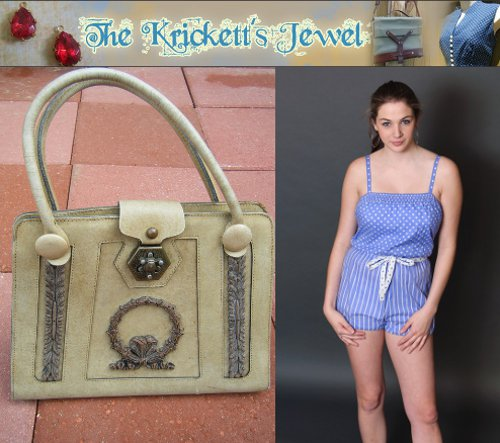 Gratefulness Friday: Enter to Win a Vintage Bag & Romper!