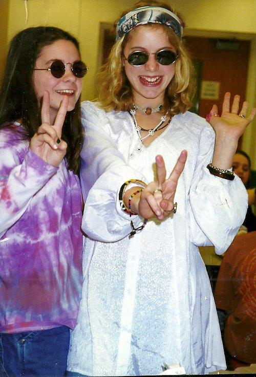 sammy davis vintage hippie