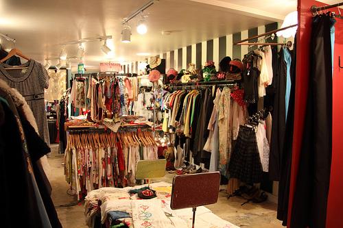 sam's sideshow vintage boutique canada