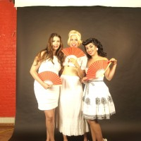 I Modeled Vintage for the Independent Fashion Bloggers!