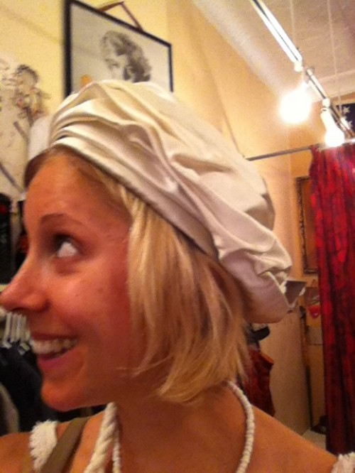 sammy davis vintage turban
