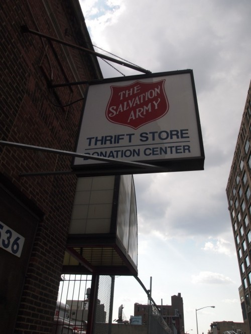 salvation army nyc