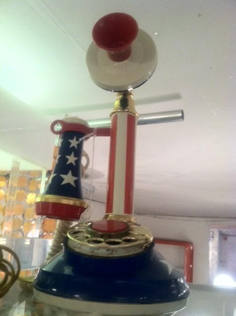 all american vintage phone