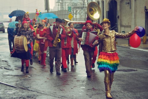 jessi arrington rainbow parade brooklyn