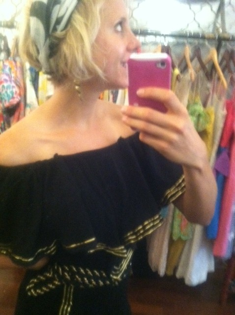a little wicked vintage fashion boutique
